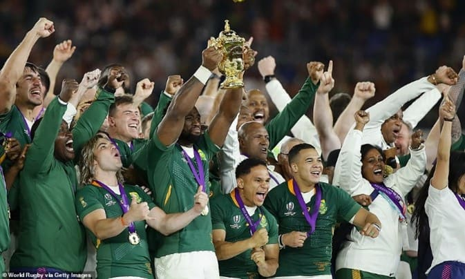 WHAT MAKES A WINNING TEAM: 4 key lessons from the lion pride and the victorious 2019 RWC Springbok rugby team